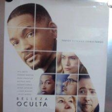 Cine: BELLEZA OCULTA. CARTEL DE CINE. . Lote 75198759