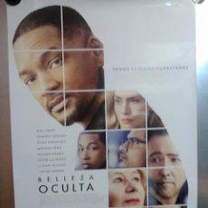 Cine: BELLEZA OCULTA. CARTEL DE CINE. . Lote 75199019