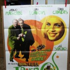 Cine: TRILEROS,CARTEL DE CINE ORIGINAL 70X100 CM. Lote 75230719