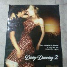 Cine: CARTEL DE CINE. DIRTY DANCING 2. 100 X 70 CM. Lote 75443223