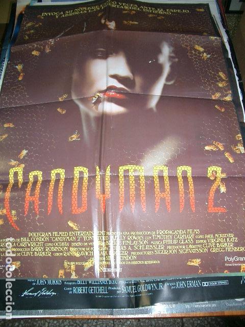 Póster Original De 100x70cm Candyman Buy Horror Film Posters At
