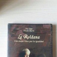 Cine: LA ROLDANA (UNA MUJER LIBRE POR LA IGUALDAD ). Lote 76972825