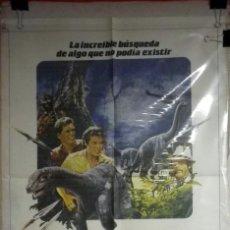 Cine: ORIGINALES DE CINE: BABY, EL SECRETO DE UNA LEYENDA PERDIDA - 1985. Lote 78268349