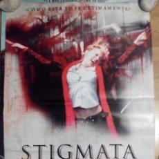 Cine: STIGMATA - APROX 70X100 CARTEL ORIGINAL CINE (L39). Lote 78442949