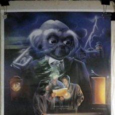 Cine: ORIGINALES DE CINE: EL SECRETO DE LOS FANTASMAS. 1987.. Lote 79107005