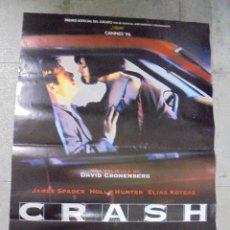 Cine: CARTEL ORIGINAL DE CINE. CRASH. 97,5 X 67 CM. Lote 94956024