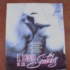 Cine: CARTEL DE CINE ORIGINAL. EL DOMINIO DE LOS SENTIDOS. 97,5 X 67 CM. Lote 79951501