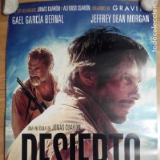 Cine: DESIERTO - APROX 70X100 CARTEL ORIGINAL CINE (L39). Lote 80145313