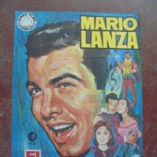 Cine: CARTEL DE CINE ORIGINAL. EL GRAN CARUSO. MARIO LANZA. 100X70 CM.. Lote 80493281