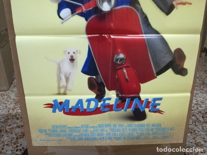 Cine: MADELINE, CARTEL DE CINE ORIGINAL 70X100 - Foto 2 - 80926712