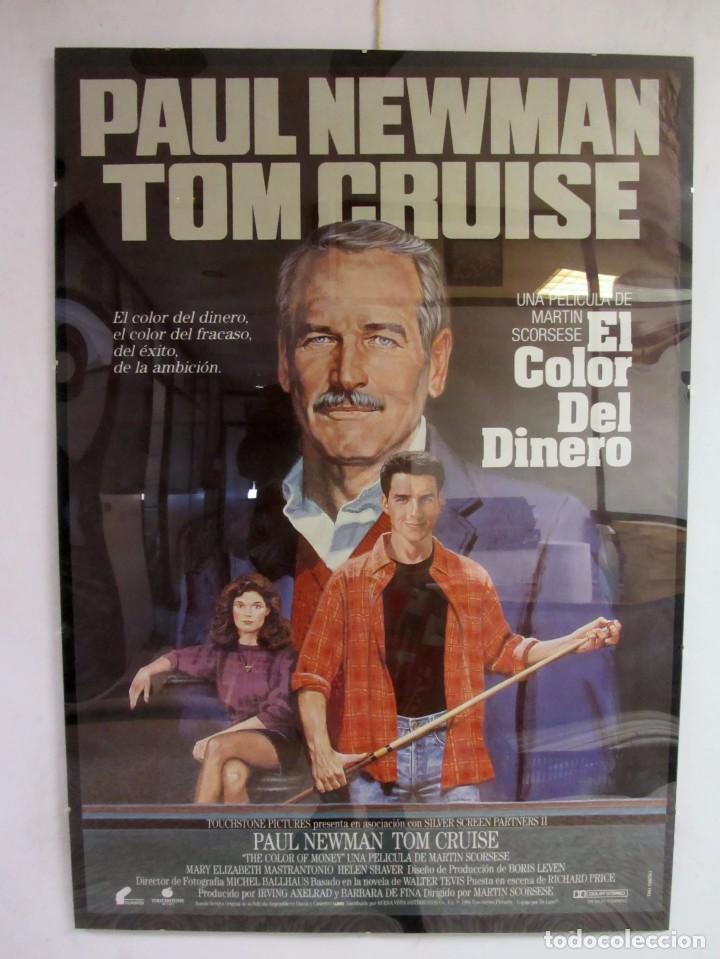 el color del dinero,paul newman, tom cruise car - Comprar Carteles y ...