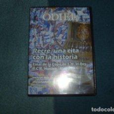 Cine: RECREATIVO - MALLORCA . FINAL DE COPA DEL REY EN DVD. Lote 82661516