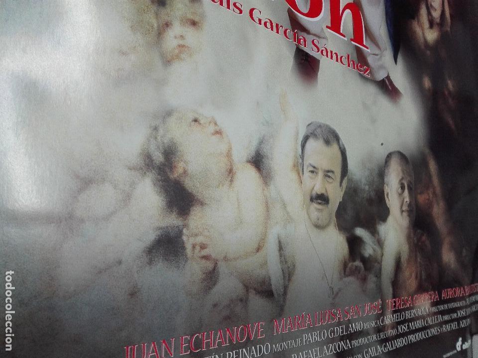Cine: LOS LOTES DE LA CLANDESTINA - GRAN LOTE DE 4 POSTER DE CINE - ADIÓS CON EL CORAZÓN - 98 X 68 CM. - Foto 2 - 84276072