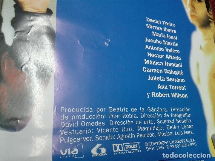Cine: LOS LOTES DE LA CLANDESTINA - GRAN LOTE DE 5 POSTER DE CINE - SAGITARIO - 98 X 68 CM. - Foto 3 - 84276272