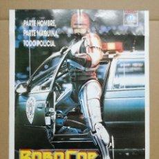 Cine: EL FUTURO REFUERZO DE LA LEY. ROBOCOP POSTER 34X47 CM. Lote 85602544