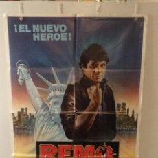 Cine: REMO DESARMADO Y PELIGROSO - FRED WARD - JOEL GREY - DIRECTOR GUY HAMILTON. Lote 85726792