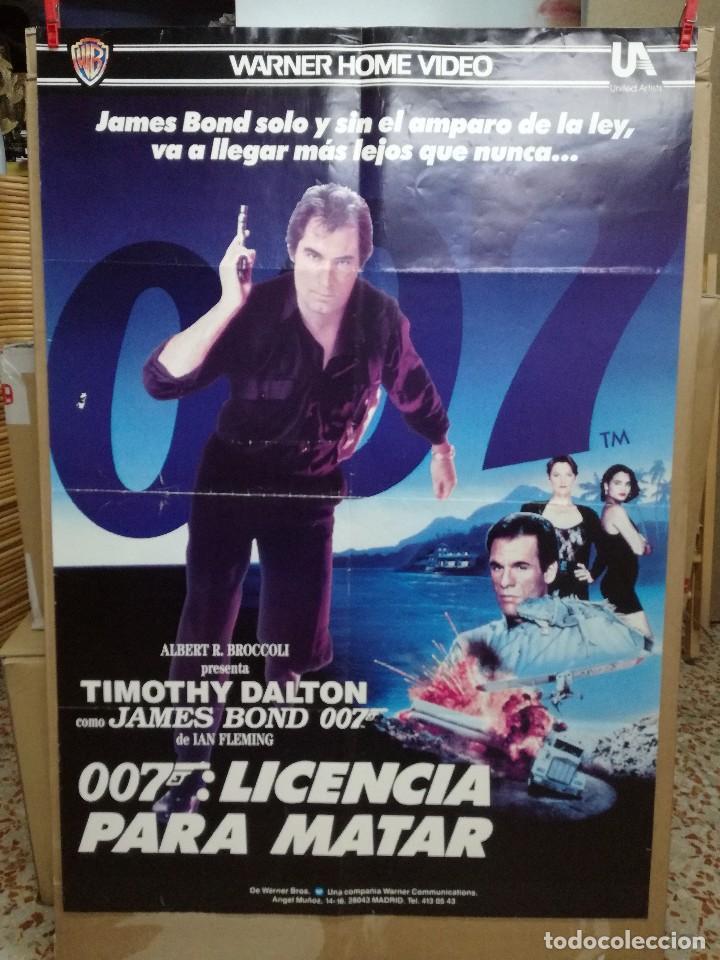 peliculas 007 timothy dalton