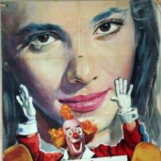 Cine: ZAMPO Y YO. ANA BELÉN-FERNANDO REY. LUIS LUCIA. CARTEL ORIGINAL 1966. 70X100. Lote 86445384