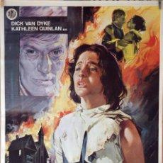 Cine: MÁS ALLÁ DEL AMOR. STANLEY KRAMER. CARTEL ORIGINAL 1979. 70X100. Lote 87602336