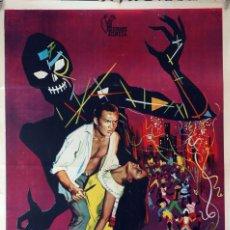 Cine: ORFEO NEGRO. MARCEL CAMUS. CARTEL ORIGINAL 1970. 70X100. Lote 87660476