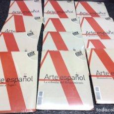 Cine: ARTE ESPAÑOL , LOTE DE 12 LIBRO CON CD - ROM ( 1 AL 12 ). Lote 32923460