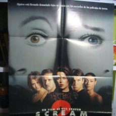 Cine: SCREAM 2 POSTER ORIGINAL 70X100 YY(1597). Lote 88262240