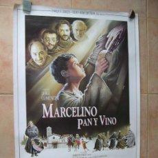 Cine: MARCELINO PAN Y VINO. Lote 88873232