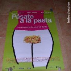 Cine: PASATE A LA PASTA. Lote 88880900