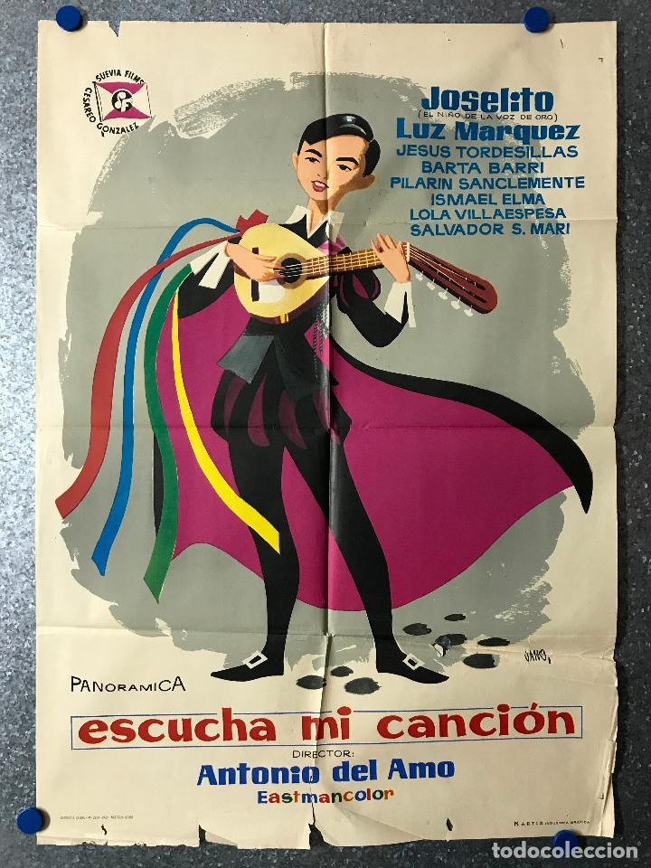 Escucha Mi Cancion Joselito Luz Marquez Jes Vendido En Venta Directa 89677684