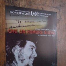 Cine: CARTEL DE CHE, UN HOMBRE NUEVO, TRISTAN BAUER. Lote 90417779