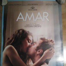Cine: AMAR - APROX 70X100 CARTEL ORIGINAL CINE (L42). Lote 90685100