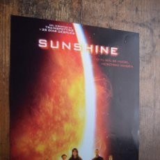 Cine: CARTEL DE SUNSHINE, ROSE BYRNE, CLIFF CURTIS. Lote 90785460