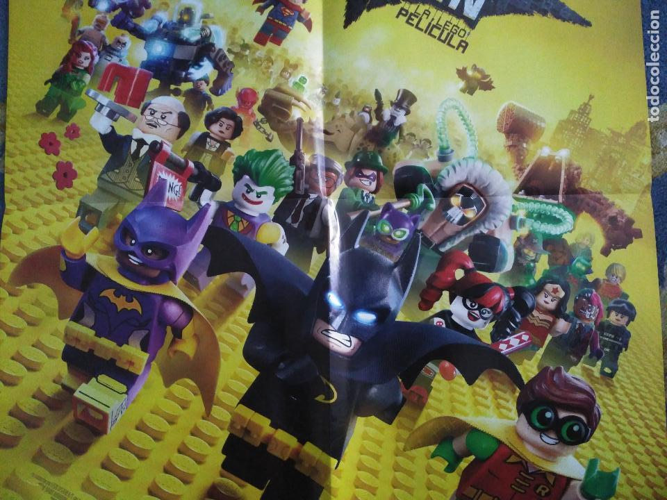 Cine: poster o cartel doble #077 Batman: La LEGO película y Taboo - Foto 2 - 91390590