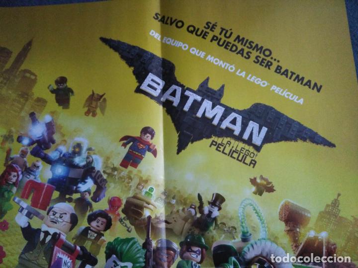 Cine: poster o cartel doble #077 Batman: La LEGO película y Taboo - Foto 3 - 91390590