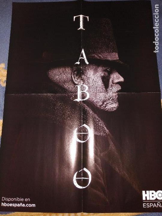 Cine: poster o cartel doble #077 Batman: La LEGO película y Taboo - Foto 4 - 91390590