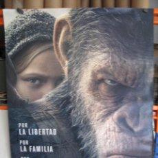 Cine: LA GUERRA DEL PLANETA DE LOS SIMIOS. Lote 96031516