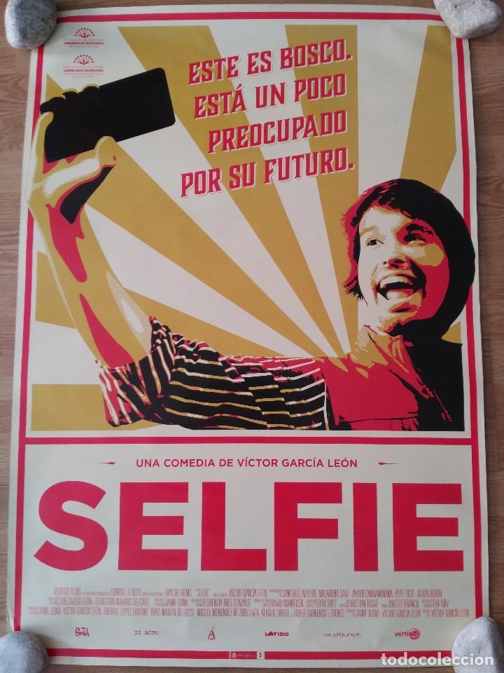 SELFIE - APROX 70X100 CARTEL ORIGINAL CINE (L45) (Cine - Posters y Carteles - Comedia)