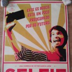 Cine: SELFIE - APROX 70X100 CARTEL ORIGINAL CINE (L45). Lote 95295971