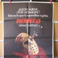 Cine: L86 VIERNES 13 ULTIMO CAPITULO. Lote 96035896