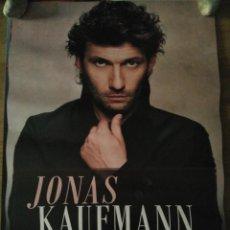 Cine: OPERA: JONÁS KAUFMANN - APROX 70X100 CARTEL ORIGINAL CINE (L46). Lote 95637951