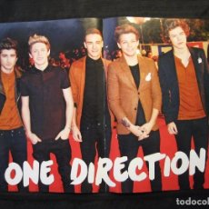 Cine: DOBLE POSTER TOPMUSIC - ONE DIRECTION / LITTLE MIX - 43,5 CM X 28,5 CM.. Lote 95675895