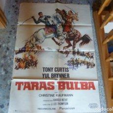 Cine: POSTER DE TARAS BULBA. Lote 95813603