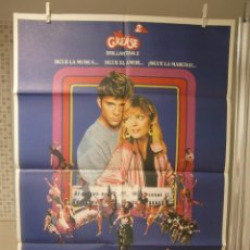 Cine: CARTEL CINE ORIG GREASE 2 (1982) / 70X100 / MICHELLE PFEIFFER. Lote 95862691