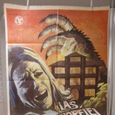 Cine: CARTEL CINE ORIG LAS GARRAS DE LORELEI (1974) 70X100 / AMANDO DE OSSORIO. Lote 95868611