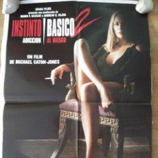 Cine: INSTINTO BÁSICO 2 - APROX 70X100 CARTEL ORIGINAL CINE (L46). Lote 95891695
