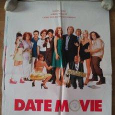 Cine: DATE MOVIE - APROX 70X100 CARTEL ORIGINAL CINE (L46). Lote 95910079