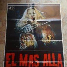 Cine: POSTER ORIGINAL EL MÁS ALLÁ. Lote 96026775