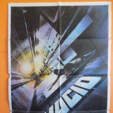 Cine: CARTEL , POSTER CINE - VACIO - AÑO 1985 - ORIGINAL - ... R-6975. Lote 96054019