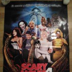 Cine: SCARY MOVIE 4 - APROX 70X100 CARTEL ORIGINAL CINE (L47). Lote 96163455