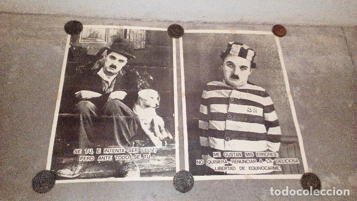 pareja de carteles para enmarcar cartone años 7 - Comprar Carteles y ...